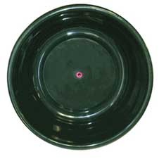 Water Bowl w/ 5/8 Grommet, 2.5 Gallon THUMBNAIL