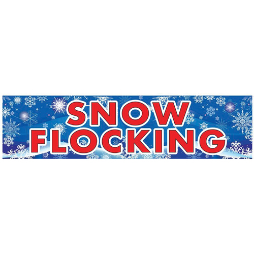 SNOW FLOCKING THUMBNAIL