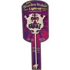 Ghosts Light-Up Garden Stake THUMBNAIL