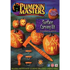 Pumpkin Masters Surface Carving Kit THUMBNAIL