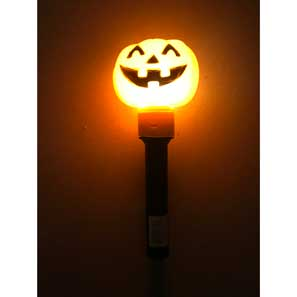 Pumpkin Safety Flashlight SWATCH