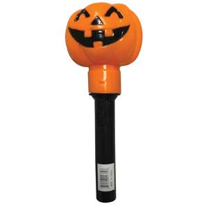 Pumpkin Safety Flashlight MAIN