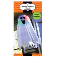 Light Up Hanging Ghost THUMBNAIL