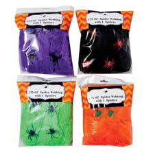 Spider Webbing, Assorted Colors_THUMBNAIL