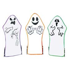 36 inch Pop-Open Ghostly Greeter THUMBNAIL