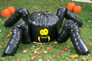 Giant Spider Leaf Bag MAIN