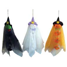 12 inch Halloween Characters Hangers THUMBNAIL