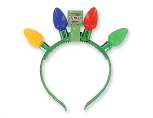 Jumbo Bulb Light Up HeadBand MAIN