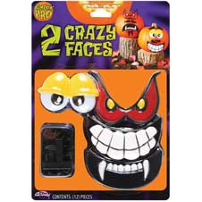 Crazy Faces Pumpkin Kit THUMBNAIL