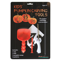 Kids' Pumpkin Carving Tools MAIN