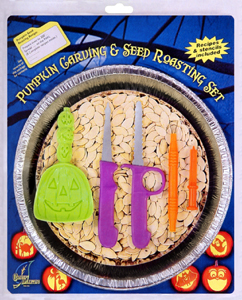 Pumpkin Carving & Seed Roast Set_MAIN