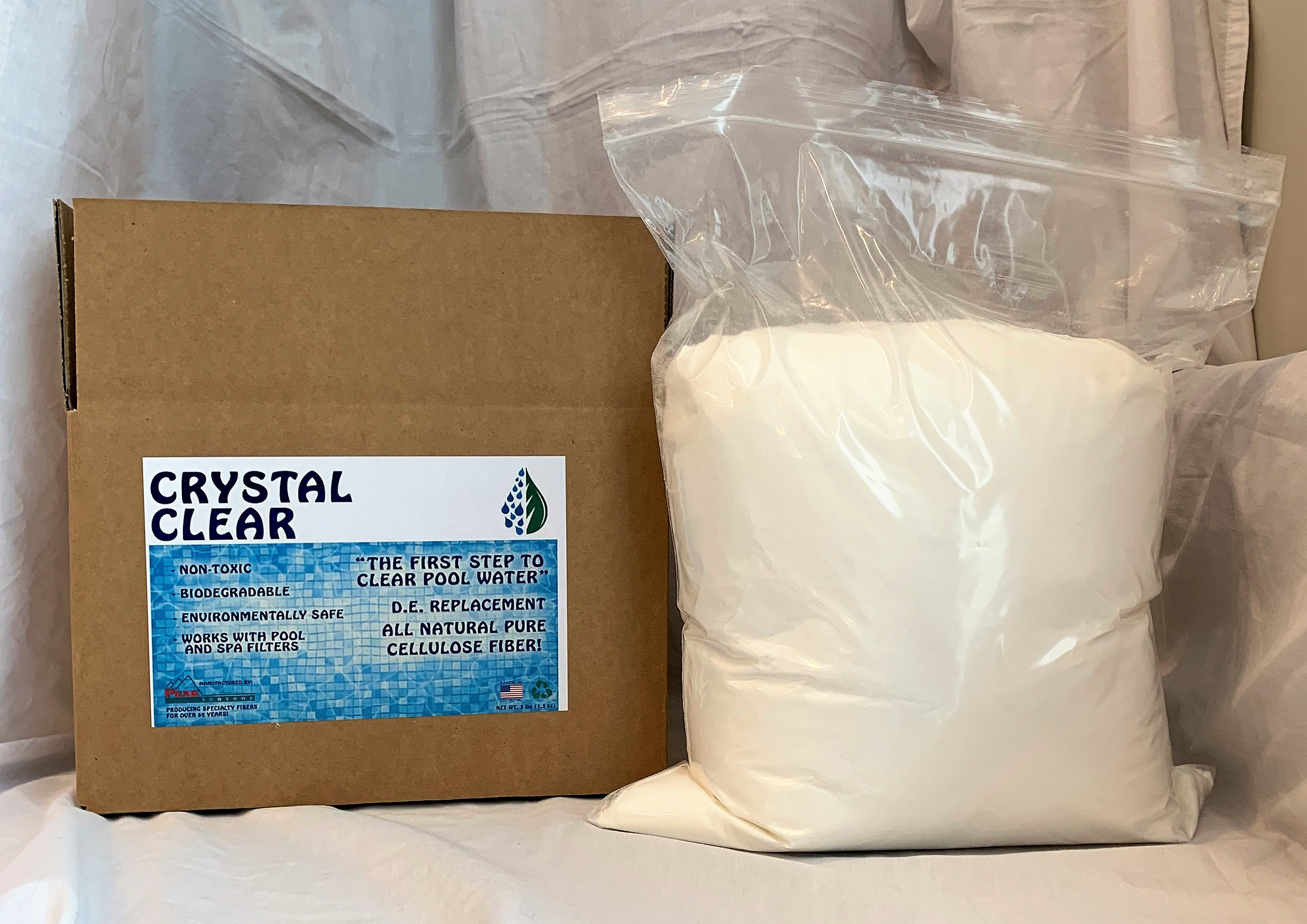 Crystal Clear Pool Fiber MAIN