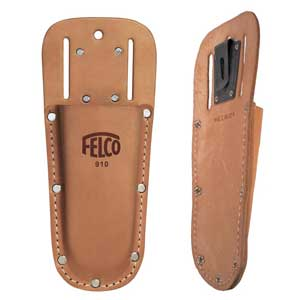 Leather Holster with Clip MAIN