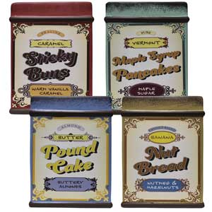 Farm Fresh Baked Goods Candle Collection MAIN