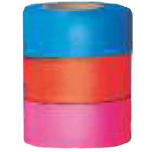 Superior Flagging Tape Numbered Fluorescent ORANGE MAIN