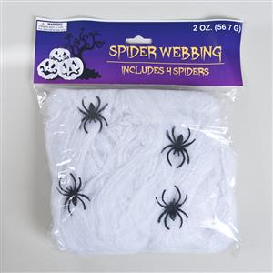 White Spider Webbing MAIN