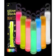4 inch Retail Package Glow Stick THUMBNAIL