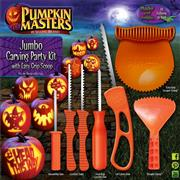 Jumbo Carving Kit with Easy Grip Scoop_THUMBNAIL
