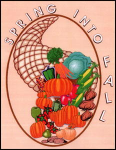 Coloring Book, Spring Into Fall MAIN