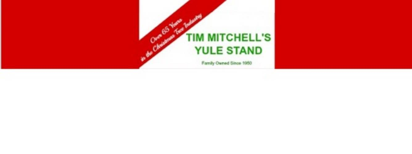 Tim Mitchell's Yule Stand