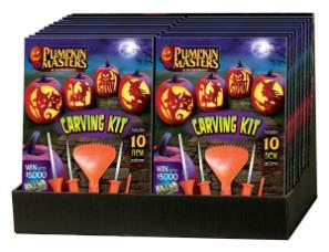 Pumpkin Masters Carving Kit MAIN