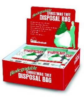 Biodegradable Christmas Tree Disposal Bag THUMBNAIL