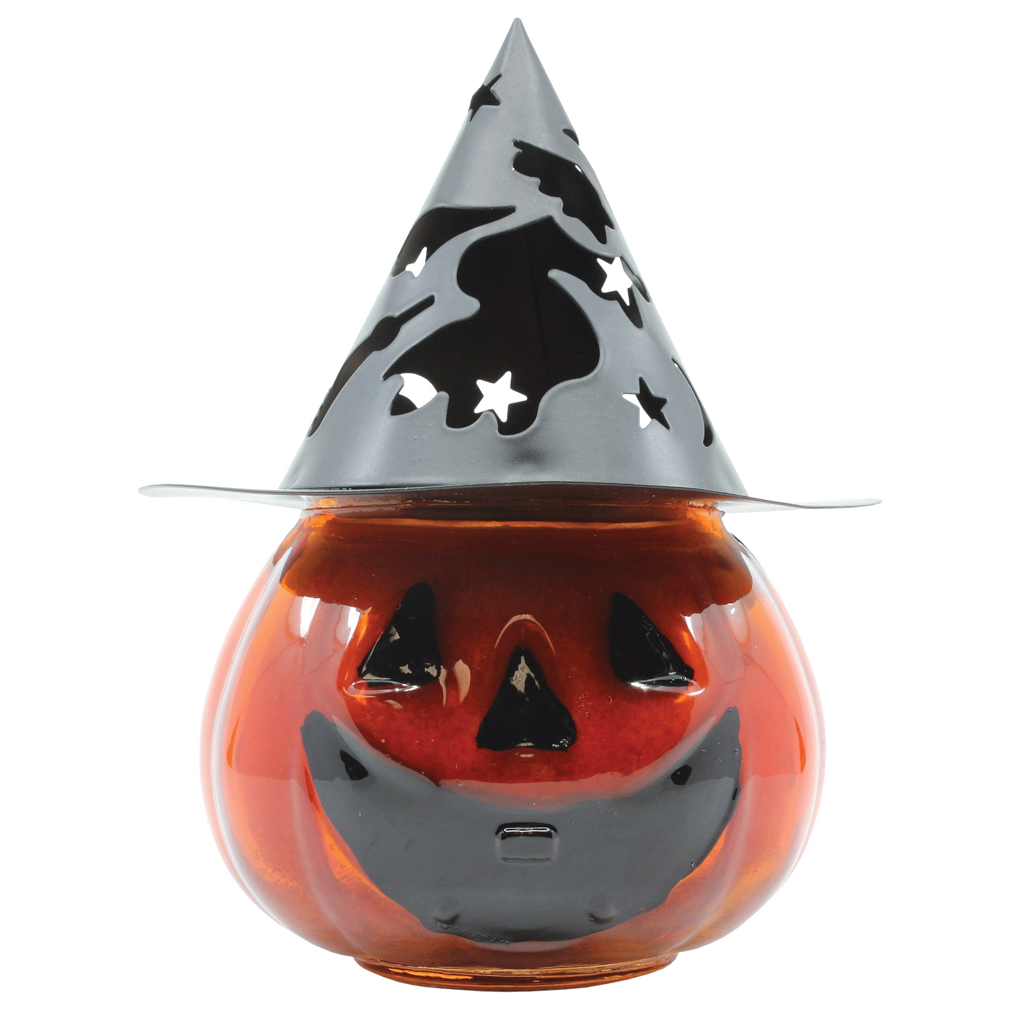 Punky Candle w/witch hat MAIN
