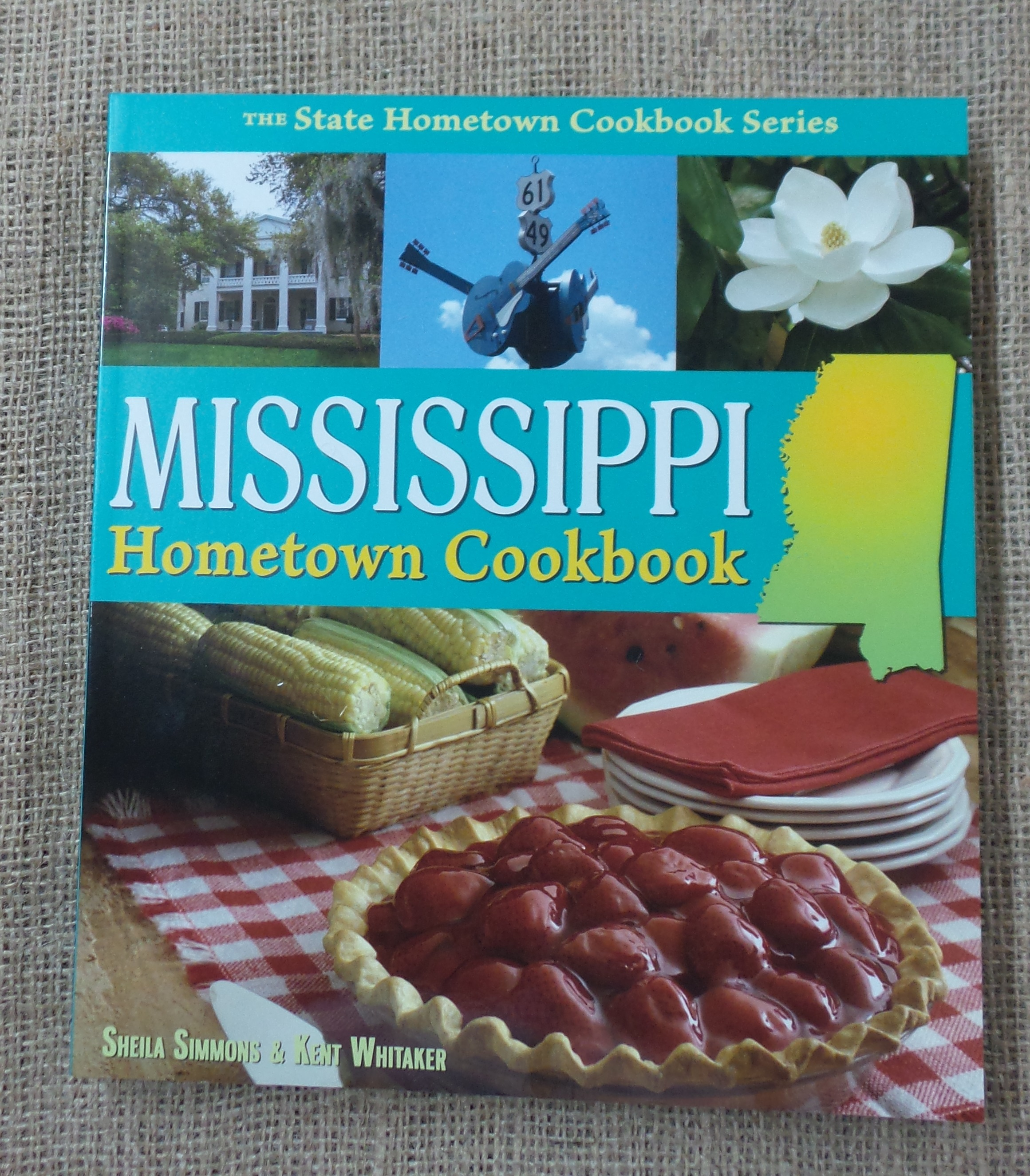 Mississippi Hometown Cookbook THUMBNAIL