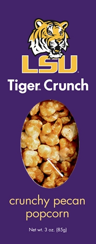 3 oz Box Tiger Crunch Pecan Popcorn MAIN
