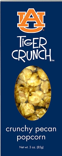 3 oz Box Tiger Crunch Pecan Popcorn