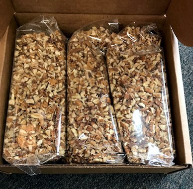 3# Box Southern Pecan Pieces