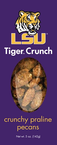 5 oz Box Tiger Crunch Praline Pecan
