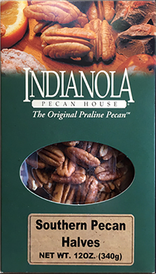 12 oz. Box Southern Pecan Halves_LARGE