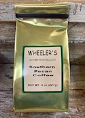 8 oz bag Southern Roasted Pecan Coffee LARGE