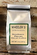 8 oz bag Decaf Southern Roasted Pecan Coffee LARGE
