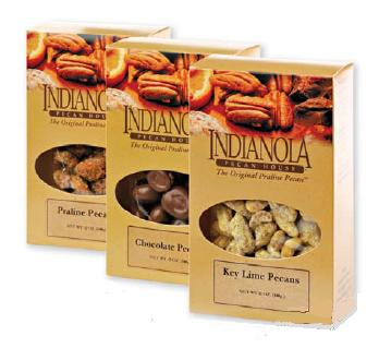 12 oz. Box Sugar-Free Cinnamon Pecans