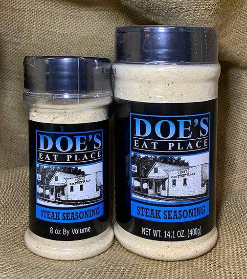 Doe's Eat Place Dry Rub Seasoning LARGE