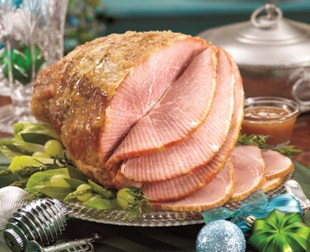 6 - 8.5 lb. Spiral Sliced Glazed Ham