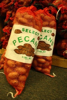 3 lb. Bag In-Shell Pecans