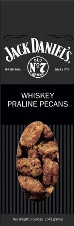 5 oz. Box Jack Daniel's Whiskey Praline Pecans
