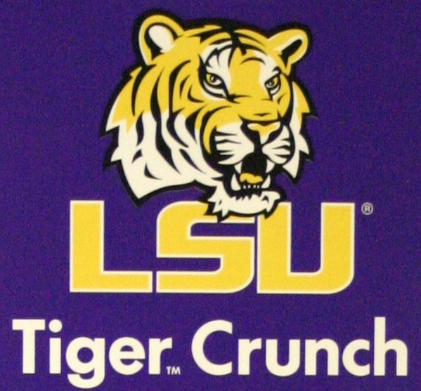 LSU Tiger Crunch