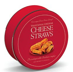Mississippi Cheese Straws - 16 oz. Tin