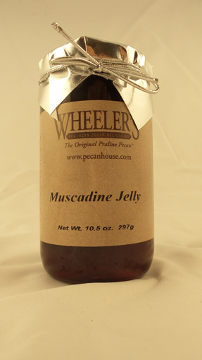 Wheeler's Muscadine Jelly 10.5 OZ