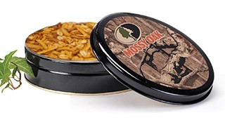 9.5 oz. Mossy Oak Tin Southern Trash LARGE