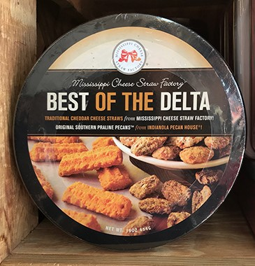 Best Of The Delta - 16 oz Tin LARGE