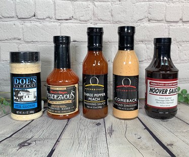 Sauces, Marinades & Dressings