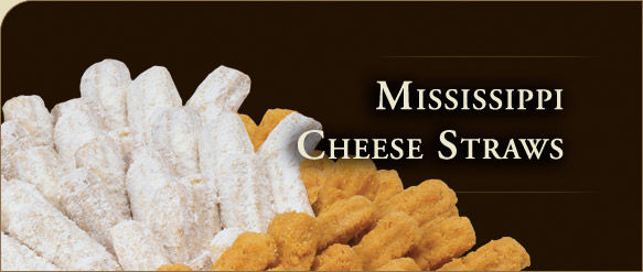 Mississippi Cheese Straws