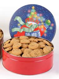 1# 7 oz Tin Pecan Praline Cookies