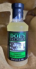 Doe's Eat Place Famous Salad Dressing THUMBNAIL
