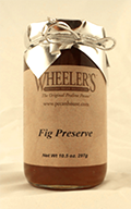 Wheeler's Fig Preserve 10.5 OZ